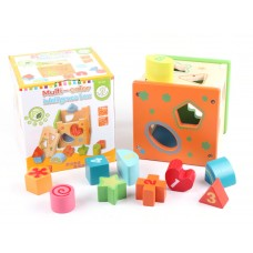 Amyworld shapes wooden educational toy